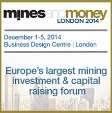 Mines & Money 2014